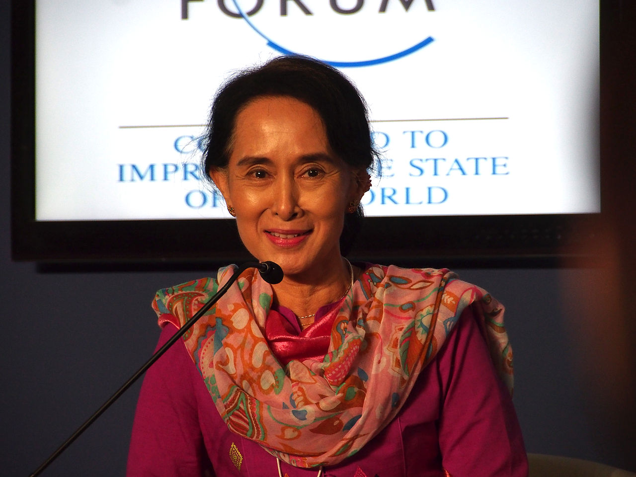 short essay about aung san suu kyi Short essay responses assignment #1 along with the chapters by aung san suu kyi continue reading short essay responses assignment #1.