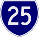 Route 25