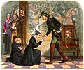 A Chronicle of England - Page 412 - Edward IV and Lady Elizabeth Grey.jpg