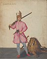 "A Janissary ""of War"" with a Lion MET 1997.21.jpg"