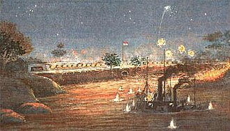 Siege of Humaitá - Image: A Passagem de Humaitá