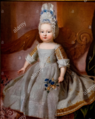 A daughter of the Duke of Chartres - Stupinigi Palace.png