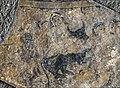 A painting at Jain Indra Sabha Ellora Cave, India.jpg