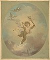 A winged putto and turtle doves MET DP811720.jpg