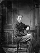 A young man sitting NLW3364698.jpg