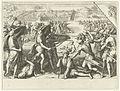 Aanval van de troepen van Ferdinando I de' Medici op de forten bij de Noord-Afrikaanse stad Bone (Annaba) ().jpg