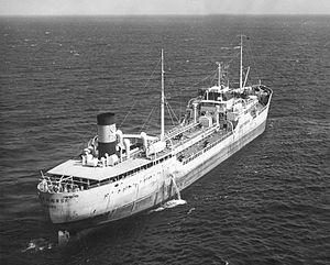 MV Aase Maersk (1930) - Image: Aase Mærsk (1930) (7312743392)