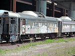 Abandoned RDCs near North Station, May 2012.JPG