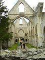 Abbaye de Jumièges 2008 PD 40.JPG