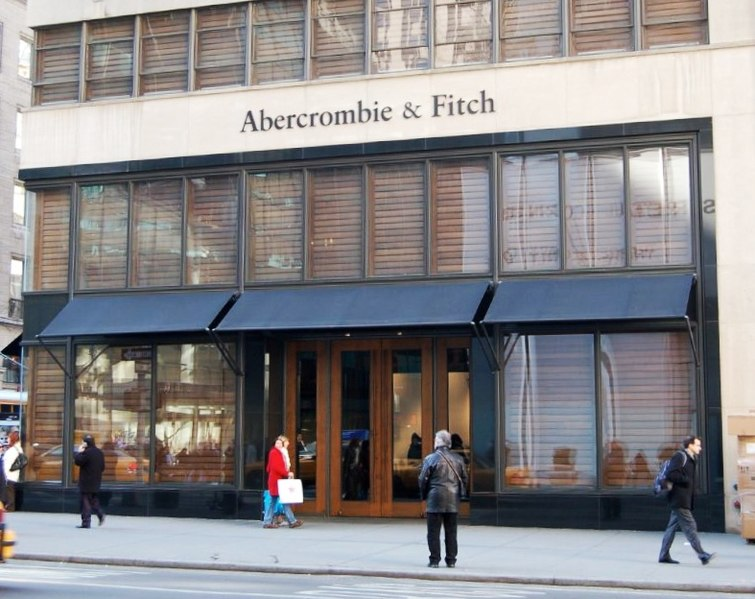 Abercrombie And Fitch Hamburg