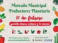 Abre en Arganzuela la novena edición del Mercado Municipal de Productores Planetario 01.jpg