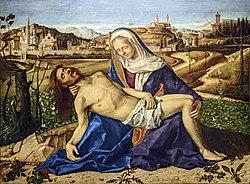 Accademia - Pietà Martinengo by Giovanni Bellini Cat.883.jpg