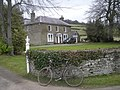Ackhill House and an old bike - geograph.org.uk - 702918.jpg
