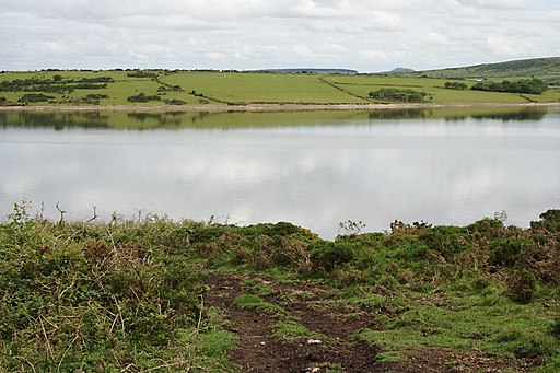 Across One Arm of Colliford Lake - geograph.org.uk - 1957110