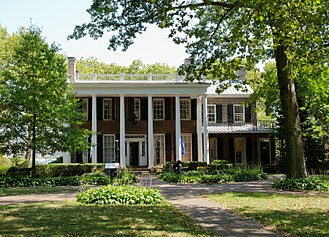 Governors Island - The Admiral's House