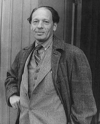 Adolph Bolm - Adolph Bolm in 1937