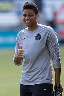 Adrianna Franch American soccer player