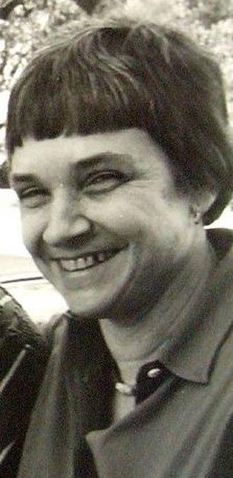 Adrienne Rich - Rich in 1980