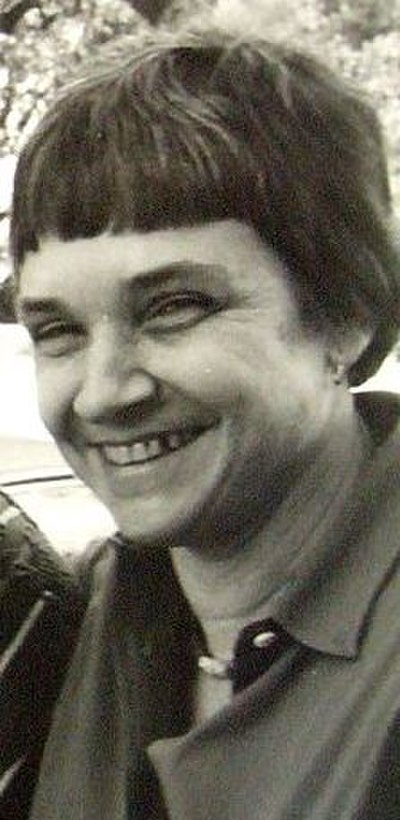 Picture of an author: Adrienne Rich
