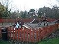 Adventure playground. - geograph.org.uk - 353399.jpg