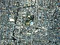 Aerial photo of Ōgaki Castle.jpg