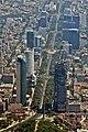 Aerial view Paseo de la Reforma 03 2014 MEX 7834.jpg