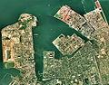 Aerophotograph of Niihama port.jpg