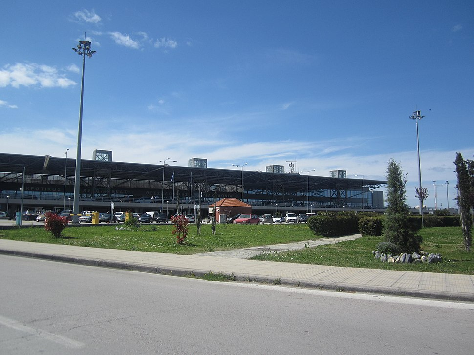 Aeroporto di salonicco