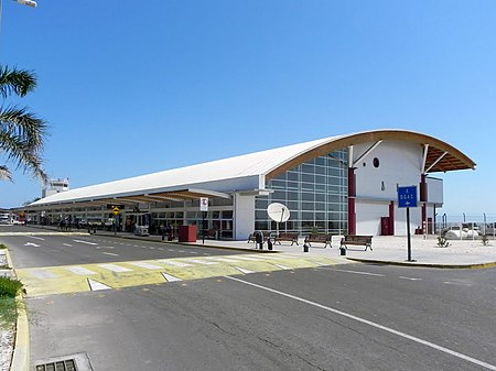 Lapangan Terbang Antarabangsa Chacalluta