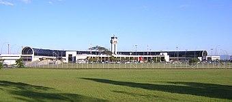 Panorámica del Aeropuerto José María Córdova, en Rionegro