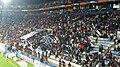 Afición en partido Cruz Azul vs Pachuca en estadio Hidalgo.JPG