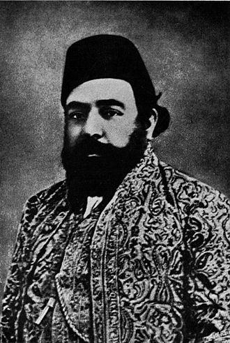 Aga Khan II - Image: Aga Khan II 1