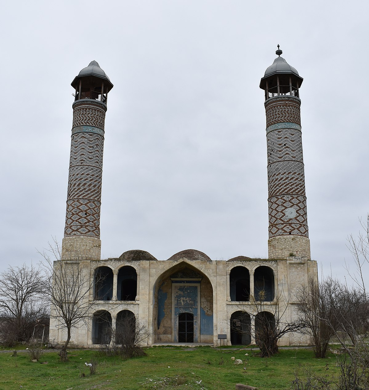 agdam mosque wikipedia