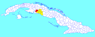 Municipality in Cienfuegos, Cuba