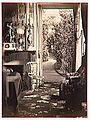 Aguado Olympe - Château de Sivry. Vue intérieure d'un salon.jpg