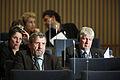 Ahorare i plenum under Nordiska radets session i Stockholm 2009.jpg