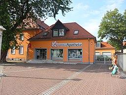 Leipziger Straße in Böhlen