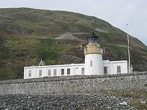 Ailsa Craig Lighthouse - Ailsa Craig Lighthouse