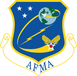 Air Force Manpower Agency - Air Force Manpower Agency Shield