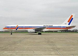 Air Holland Boeing 757 Spijkers.jpg