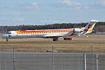 Air Nostrum, EC-JTS, Canadair CRJ-900ER (26076509076) (2).jpg