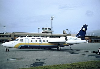 IAI Westwind - Time Air Sweden IAI 1124 Westwind