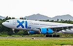 Airbus A330-200 (XL Airways) (24397821813).jpg