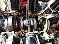 Aircraft engine - Franklin Institute - DSC06592.JPG
