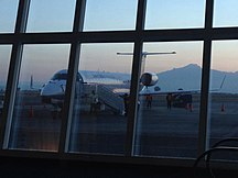 Pueblan kansainvälinen lentoasema Hermanos Serdán