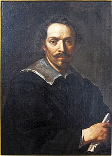 Italian painter and architect of the High Baroque
