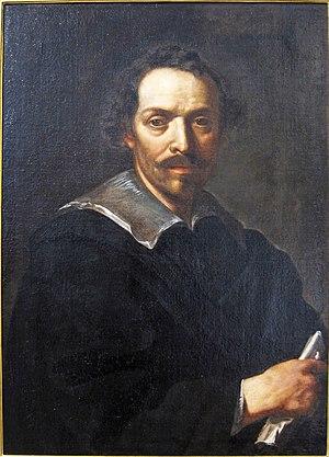 Pietro da Cortona - Self-Portrait