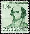 Albert Gallatin US stamp 1 1-4c 1967 issue.jpg