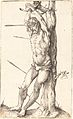 Albrecht Dürer - Saint Sebastian Bound to the Tree (NGA 1943.3.3477).jpg