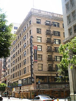 Hotel Alexandria Wikipedia